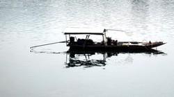 Làng Vạn chài mùa sông cạn nước