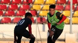 """U23 Việt Nam chắc chắn """"thiệt quân"""" ở trận mở màn gặp Brunei"""