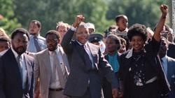 Hành trình dài trên đôi chân tự do của Nelson Mandela