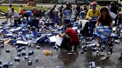 Chuyện hôi của, cướp bia: Xin đừng kể với ai chuyện đau lòng này!