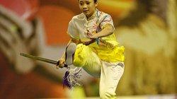 Dương Thúy Vi giành HCV đầu tiên cho đoàn TTVN tại SEA Games 27