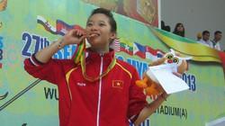 """Chuyện chưa biết về hot girl Wushu Việt Nam """"hái"""" HCV ở SEA Games"""