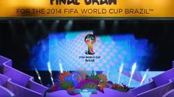 """Bốc thăm chia bảng VCK World Cup 2014: ĐT Anh rơi trúng bảng """"tử thần"""""""
