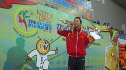 Chùm ảnh: Khoảnh khắc vàng của Wushu Việt Nam tại SEA Games 27