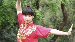 Ngắm hot girl Wushu Việt Nam vừa giành HCV SEA Games