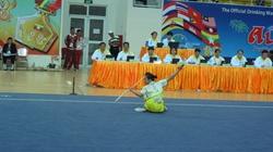 Vì sao ĐKVĐ thế giới Dương Thúy Vi chỉ giành HCB SEA Games?