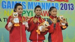 Lịch thi đấu và những hy vọng Vàng của đoàn TTVN ngày 9.12