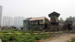 Tìm thấy thi thể bé gái trong vụ cháy khu đô thị An Hưng