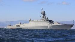 Tàu tên lửa Nga bắn thử thành công