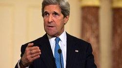 Ngoại trưởng Mỹ John Kerry sẽ thăm Việt Nam