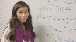 Nữ sinh gốc Việt đạt điểm tối đa môn Toán ở Mỹ