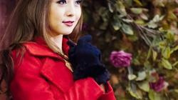 Jennifer Phạm ngọt ngào, đỏ rực trời đông