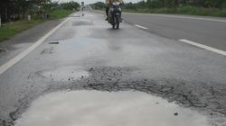 Sự cố đường nối Cần Thơ - Vị Thanh: Giám đốc Sở GTVT nhận khuyết điểm
