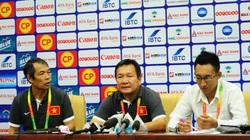 HLV Hoàng Văn Phúc nói về thất bại của U23 Việt Nam?