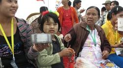 Dân Myanmar khoái nghe... quan họ Việt Nam