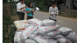 Bắc Ninh: Cung ứng gần 1.000 tấn phân bón trả chậm