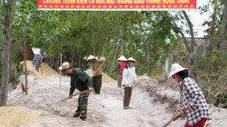Quảng Nam: Bê tông hóa hơn 1.122 km đường nông thôn