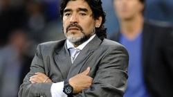 Diego Maradona sắp tạo nên cú sốc trên đất Anh?