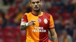 Wesley Sneijder lạnh lùng từ chối M.U