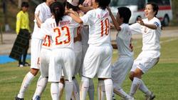 Đả bại Philippines, tuyển nữ Việt Nam thẳng tiến vào bán kết