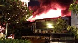 Hà Nội: Nổ bình gas trong quán nhậu, người dân nháo nhác bỏ chạy