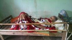 Cụ ông 85 tuổi cô độc  trong căn nhà tàn