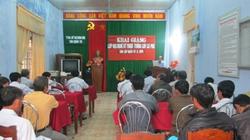 Quảng Trị: 415 nông dân được cấp chứng chỉ nghề nông