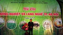 Hà Nội: Hội chợ nông nghiệp, làng nghề