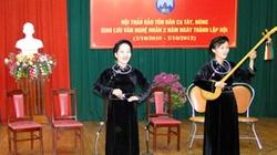 Lạng Sơn: Nghiên cứu bảo tồn dân ca các dân tộc
