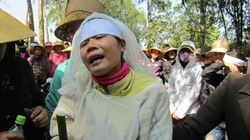 Tang tóc ở làng biển Quỳnh Long