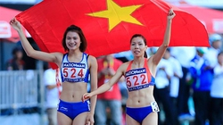 Hoàn tất cú đúp, Vũ Thị Hương tặng HCV cho... người yêu