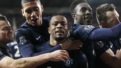 M.U chạm trán Sunderland tại bán kết League Cup