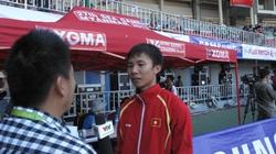 Nguyễn Văn Hùng phá kỷ lục SEA Games để đoạt HCV lịch sử