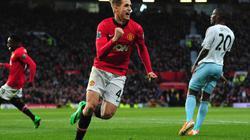 M.U 3-1 West Ham: Quỷ đỏ thắng ấn tượng