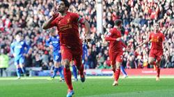 """Vừa được tăng lương, Suarez đã """"lại quả"""" Liverpool"""