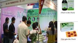 Thuốc ho Bảo Thanh từng bước chinh phục thị trường nước bạn Lào