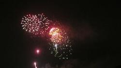 Lần đầu TP.HCM bắn pháo hoa tầm cao mừng Tết Dương lịch