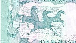 Tiền Việt cổ in hình ngựa sốt trước Tết Giáp Ngọ