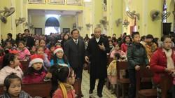 Chúc mừng giáo dân mùa Noel an lành