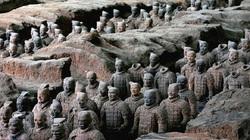 """Phát hiện """"bảo tàng vũ khí"""" của... Tần Thủy Hoàng"""