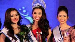 Người đẹp Việt đoạt ngôi vị Á hậu Hoa hậu Đông Nam Á 2013