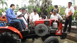 Hải Dương: Giúp nông dân mua máy nông nghiệp