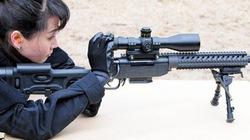 Sức mạnh súng bắn tỉa mới nhất của đặc nhiệm Hàn Quốc