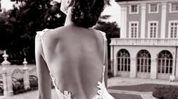 Những bộ váy cưới khiến chú rể ngạt thở vì... hở cực sexy