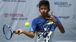 Tài năng trẻ Indonesia đột tử trên sân quần vợt
