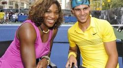 Top 10 tay vợt giàu nhất: Nadal thua xa chị em nhà Williams