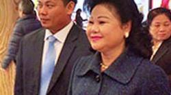 Phu nhân Thủ tướng Hun Sen đi mua sắm tại Hà Nội