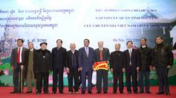 """Thủ tướng Campuchia Hun Sen: """"Tiếp tục vun đắp  tình đoàn kết"""""""