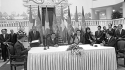 Việt Nam- Campuchia ký 10 văn kiện hợp tác quan trọng