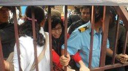 """Sinh viên Đại học Hùng Vương hoang mang vì """"lực lượng lạ"""""""
